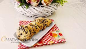 Cookies con gocce di cioccolato all'americana
