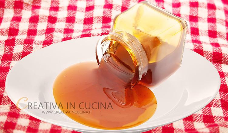 Come preparare il caramello classico, secco e salsa mou ricetta di Creativaincucina