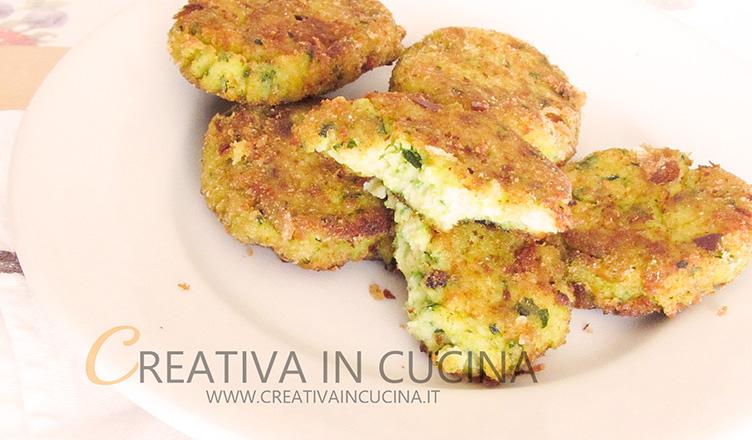 Crocchette patate e zucchine Creativaincucina