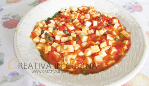 Panzerotto fritto - frittelle molfettesi ricetta di Creativaincucina