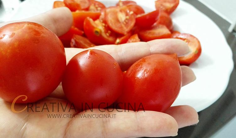 Sughetto di pomodori pelati ricetta di Creativaincucina