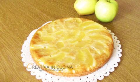 Torta soffice di mele ricetta di Creativaincucina