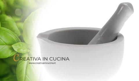 Pesto classico di basilico