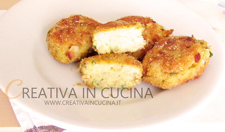 Polpette deliziose di patate e tonno ricetta di Creativaincucina
