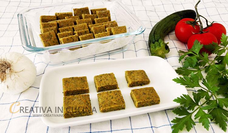 Dado vegetale fatto in casa ricetta di Creativaincucina