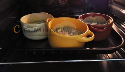 Tortino cremoso patate e spinaci ricetta di Creativaincucina