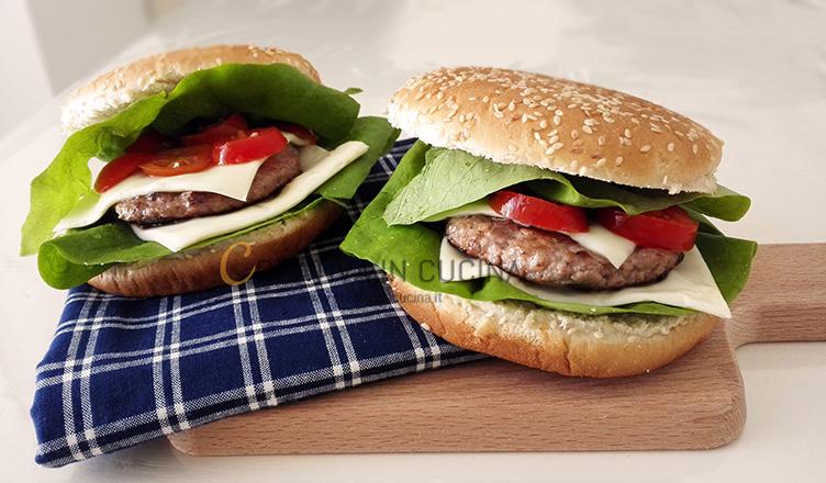 Greedy burger il panino goloso ricetta di Creativaincucina