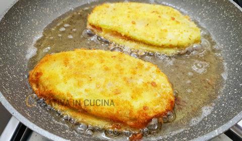 melanzane ripiene e impanate ricetta di creativaincucina
