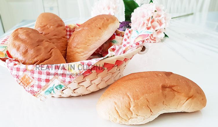 sandwich ricetta semplice ricetta di Creativaincucina