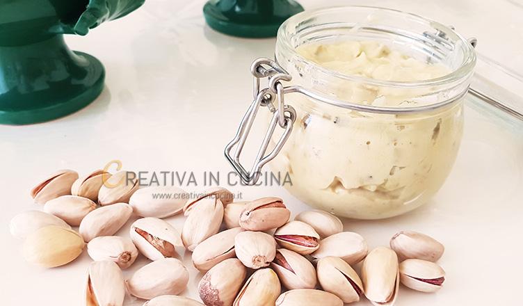 Pesto di pistacchio ricetta di Creativaincucina