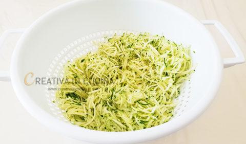 Pesto zucchine e mandorle ricetta di Creativaincucina