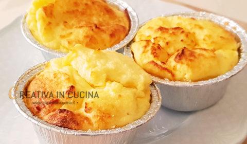 Sformato di patate e ricotta ricetta di Creativa in cucina