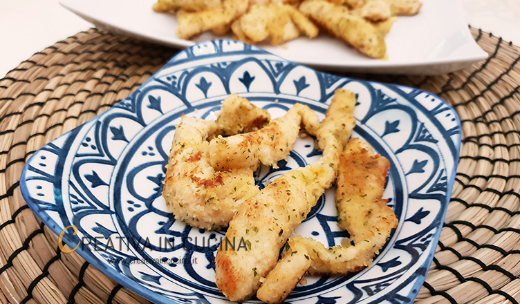 Straccetti di pollo ricetta di Creativa in cucina