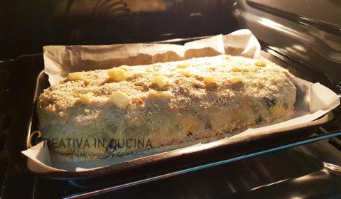 Polpettone di melanzane e zucchine ricetta di Creativa in cucina
