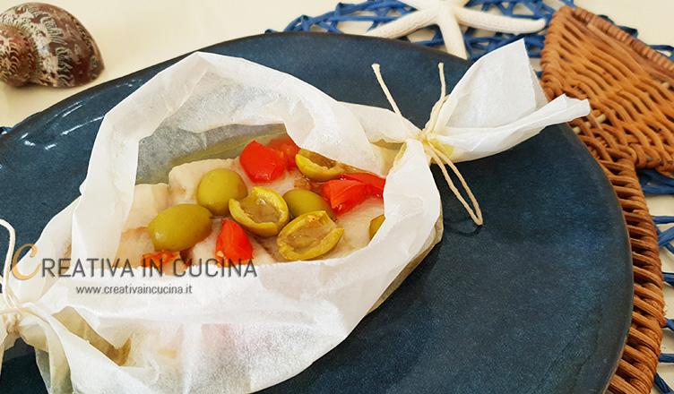 Caramella di persico a vapore ricetta di Creativa in cucina