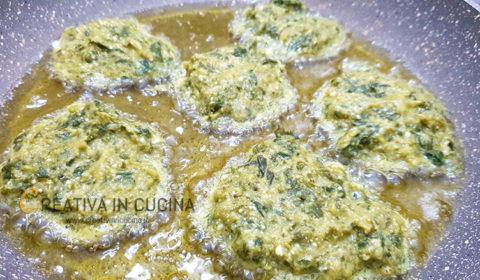 Frittatine di cime di rapa ricetta di Creativa in cucina