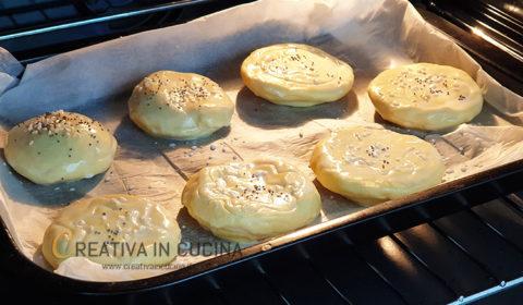 Fagottini di brisée e mortadella ricetta di Creativa in cucina