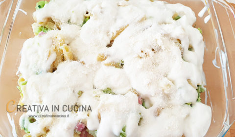Pasta al forno con cavolfiore ricetta di Creativa in cucina