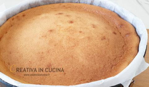 Cheesecake al forno ricetta facile ricetta di Creativa in cucina