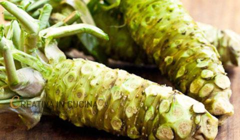 Wasabi cos'è, proprietà e ricette tradizionali