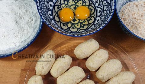 Crocchette di pollo e patate ricetta di Creativa in cucina