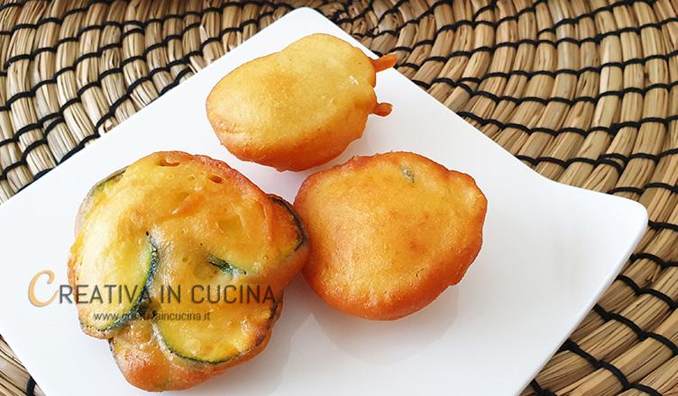 Nuvolette di zucchine ricetta di Creativa in cucina