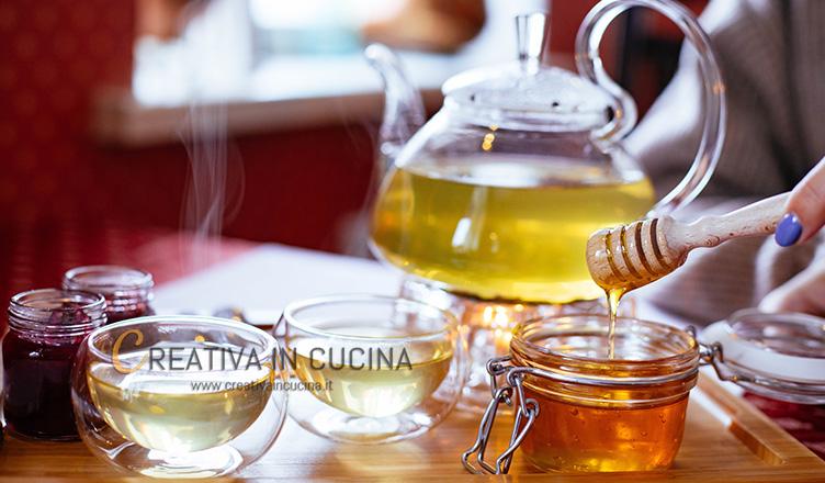 Miele, benefici e proprietà Creativa in cucina