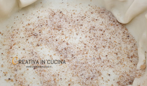 Quiche ricotta e funghi ricetta di Creativa in cucina