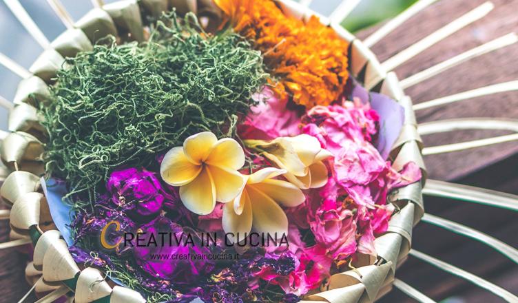 I fiori commestibili più utilizzati in cucina e come mangiarli