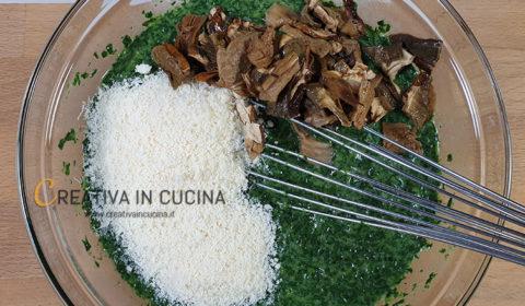 Ciambellone di spinaci ricetta di Creativa in cucina