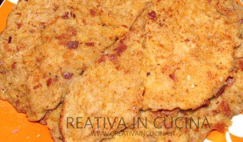 Scaloppine alla milanese ricetta di Creativa in cucina