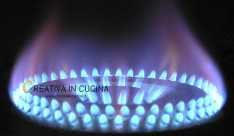 Piano cottura a induzione o a gas