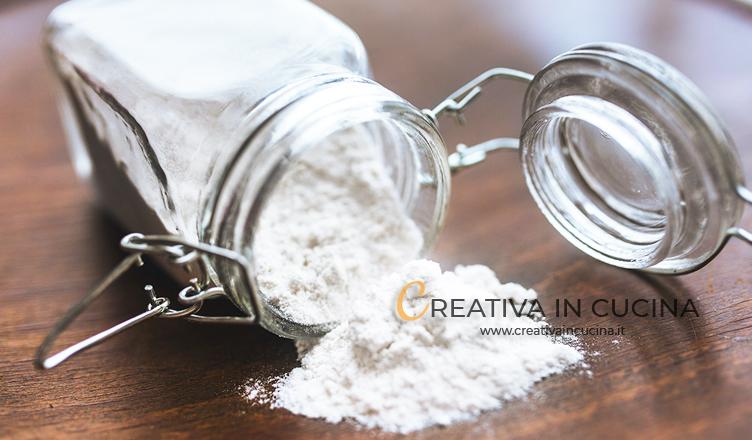farina creativa in cucina