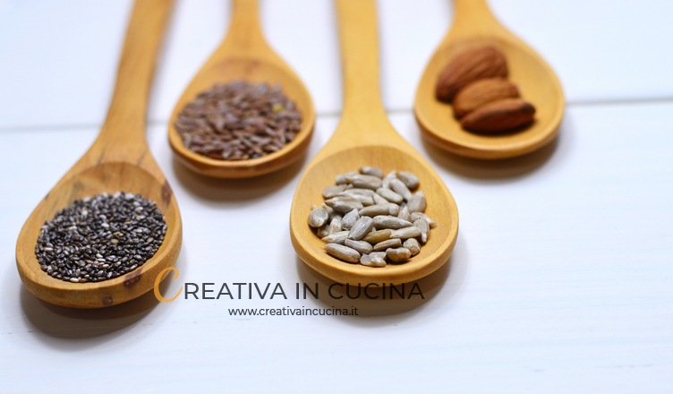 I semi in cucina, proprietà, benefici e ricette