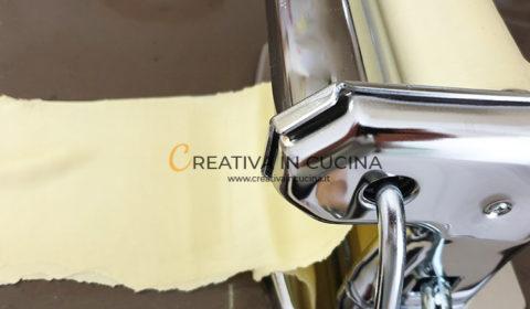 Reginette fatte in casa ricetta di Creativa in cucina