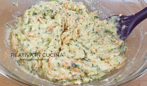 Muffin zucchine e carote ricetta di Creativa in cucina