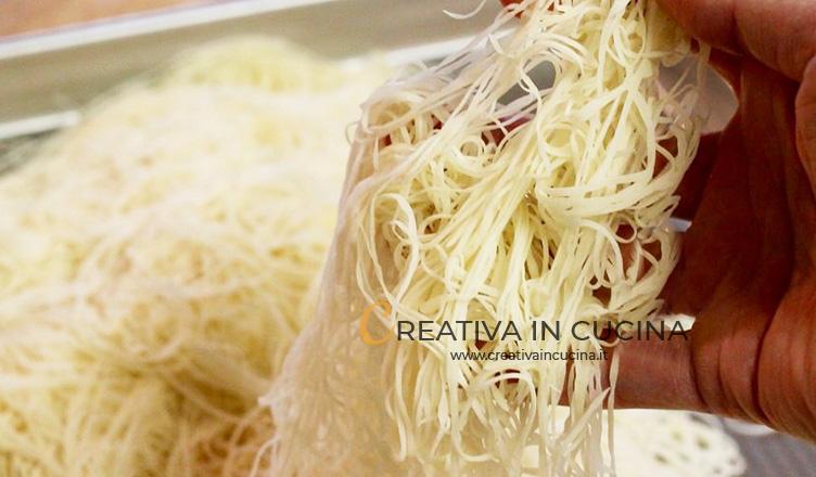 Pasta fillo e kataifi ricetta di Creativa in cucina