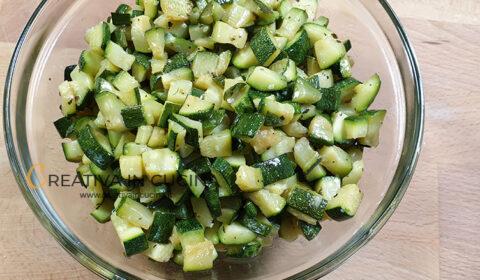 Frittatona di zucchine ricetta di Creativa in cucina