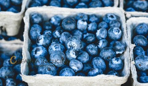 Mirtilli proprietà e valori nutrizionali