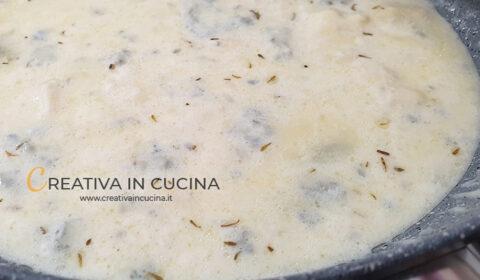 Trofie gorgonzola e noci ricetta di Creativa in cucina