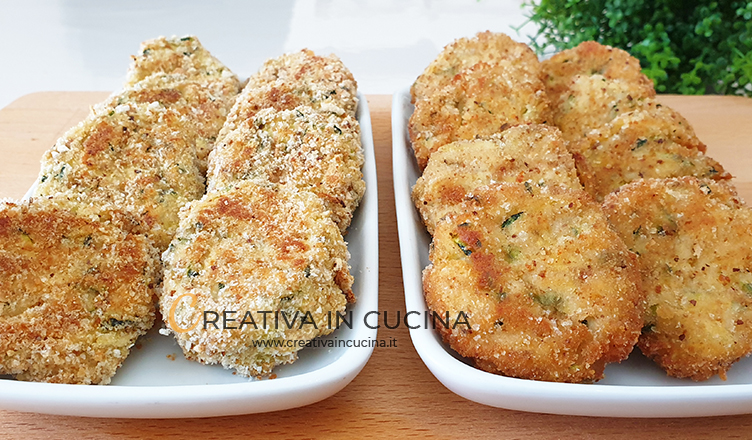 Polpette di zucchine ricetta di Creativa in cucina