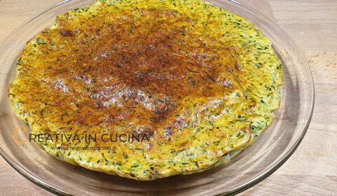 Torta salata di zucchine e salmone ricetta di Creativa in cucina
