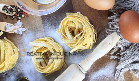 Come conservare la pasta fresca, tutti i consigli