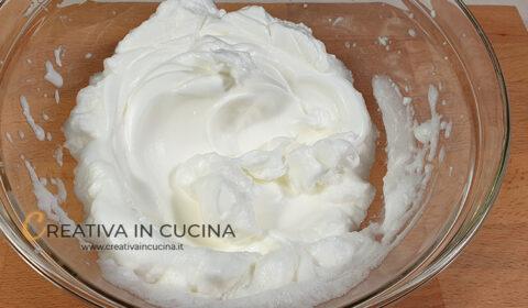 Cheesecake bicolore ricetta di Creativa in cucina